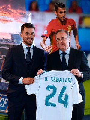 Real Madrid CÔNG BỐ hợp đồng Dani Ceballos