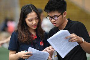 67 thí sinh được tuyển thẳng vào Học viện Báo chí và Tuyên truyền