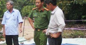 Chủ vườn sầu riêng chém tên trộm tử vong: Bắt 3 nghi phạm