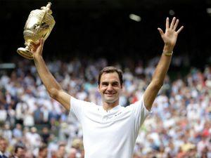 Siêu nhân Federer: 'Vị Vua' không có đối thủ làng tennis