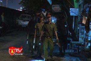 CAQ Hoàn Kiếm nâng cao nghiệp vụ cho lực lượng bảo vệ dân phố