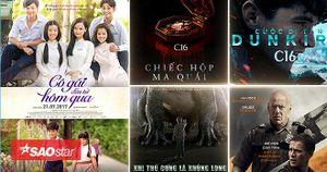Tuần phim 21-27/07: 'Chiếc hộp ma quái' khiến 'Cô gái đến từ hôm qua' phải tung 'đòn quyết định'