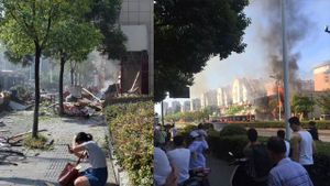 Nổ lớn tại nhà hàng Trung Quốc: Ít nhất 2 người chết, 55 bị thương