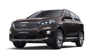 Kia Sorento 2018 giá từ 24.800 USD tại Hàn Quốc