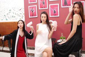 Vì sao Vietnam's Next Top Model phân chia team sang và team ảo?