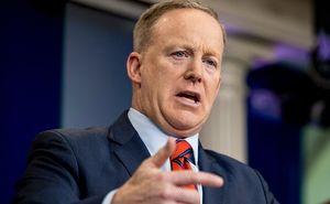 Thư ký báo chí Nhà Trắng Sean Spicer bất ngờ từ chức