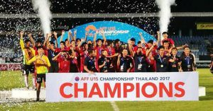 Clip U15 Việt Nam hạ U15 Thái Lan tại chung kết U15 ĐNÁ
