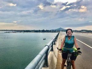 Bắt tên trộm xe đạp của nữ du khách nước ngoài phượt xuyên Việt