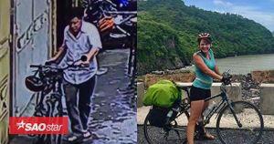 Đã tìm lại được chiếc xe đạp bị mất cắp của nữ phượt thủ nước ngoài đi xuyên Việt