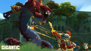 Game MOBA Gigantic chính thức ra mắt miễn phí trên Steam