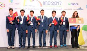 Việt Nam xuất sắc giành 4 huy chương vàng Olympic Toán quốc tế