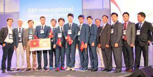 Đoàn Việt Nam giành 59 huy chương vàng qua các kỳ Olympic Toán quốc tế