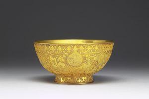 Bát vàng chén ngọc hé lộ cuộc sống xa hoa trong Tử Cấm Thành