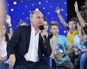 Tổng thống Putin chưa chắc tranh cử vào năm 2018