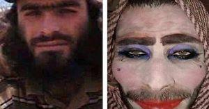 Khủng bố IS giả gái, bị tóm vì sai sót ngớ ngẩn