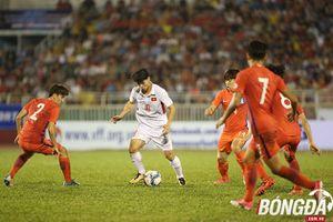Chuyên gia Việt bất ngờ về trình độ của Công Phượng tại vòng loại U23 châu Á