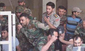 Video quân đội Syria dùng nhiều loại hỏa lực đánh quân nổi dậy