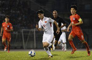 Thua Hàn Quốc, U22 Việt Nam vẫn có vé dự U23 châu Á