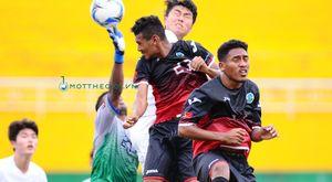 U.23 Timor Leste tiếp tục gây sốc khi thắng vùi dập U.23 Macau