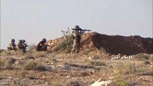 Video chiến sự Syria: Hezbollah, Vệ binh Cộng hòa tấn công giải phóng biên giới Lebanon