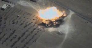 Không quân Nga ngày đêm truy diệt IS trên chiến trường Hama (video)