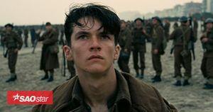 'Dunkirk' - siêu phẩm chiến tranh 'không giống ai' của Christopher Nolan