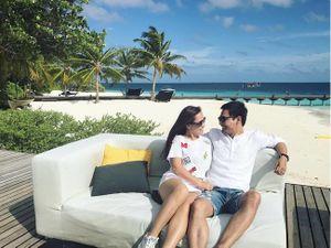 Vợ chồng Phan Anh trốn các con để đi du lịch kỉ niệm 17 năm yêu nhau