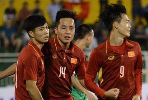 TRỰC TIẾP U22 Việt Nam vs U22 Hàn Quốc: Quyết đấu vì ngôi đầu