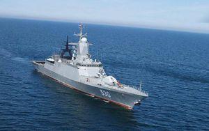 Chùm ảnh: Uy lực khinh hạm mạnh nhất của Hải quân Nga