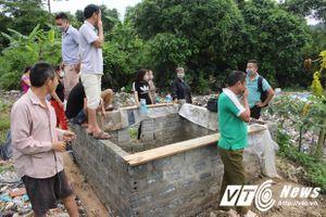 Đổ hàng chục tấn rác suối ở Hà Giang: Xã xây 'lò' đốt rác thủ công rộng... 2m2