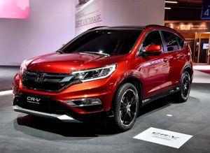 Honda khẳng định mẫu SUV CR-V 7 sẽ không được bán tại Việt Nam