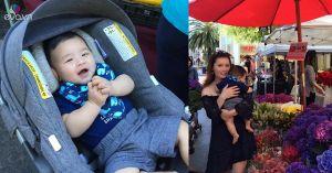 Sao Việt 24h qua: Con trai Đan Trường cười toe toét khi được mẹ đưa đi chợ