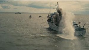 Trailer bộ phim 'Cuộc di tản Dunkirk'