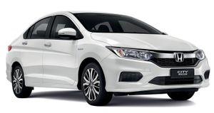 Cạnh tranh với Toyota Vios, Honda City thêm phiên bản Hybrid