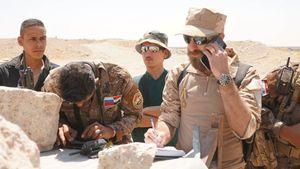 Quân đội Syria khống chế hỏa lực cứ điểm IS, sẵn sàng giải phóng sa mạc Palmyra