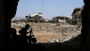 Nỗ lực bám trụ cuối cùng của chân rết Al Qaeda tại Syria