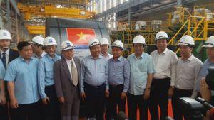 Thủ tướng Nguyễn Xuân Phúc kiểm tra việc đảm bảo môi trường tại Formosa