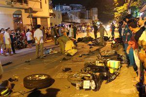 Phó thủ tướng yêu cầu điều tra vụ tai nạn kinh hoàng tại TP.HCM