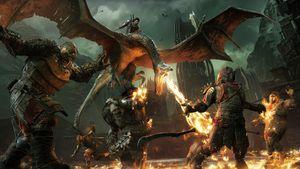 Ấn tượng với 5 phút gameplay mới của Middle-earth: Shadow of War