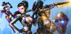 Anh Hùng Thương Chiến - Game mobile 'nhái Overwatch' mở cửa