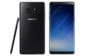 Galaxy Note 8 sẽ có màu sắc mới tuyệt đẹp