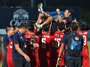 HLV U15 Việt Nam mơ về World Cup thứ ba cho bóng đá Việt Nam