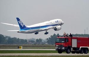 Lời khai nữ 9X tung tin đồn máy bay rơi ở Nội Bài