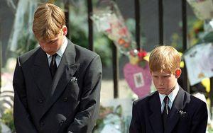 Hoàng tử Anh tiết lộ những nuối tiếc trước khi Công nương Diana mất