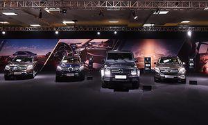 Mercedes-Benz Việt Nam đạt doanh số 'khủng' trong 22 năm