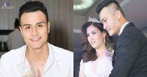Vĩnh Thụy điển trai dự đám cưới của Quang Thịnh và vợ 9X