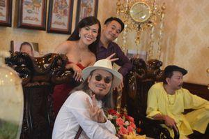 Nghệ sĩ Vượng Râu và mối nhân duyên kỳ lạ với danh hài Bảo Chung