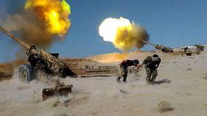 'Hổ Syria' tấn công về giải cứu Deir Ezzor, phiến quân tấn chiếm Idlib