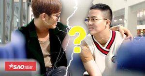 Phát hiện 'người thứ ba' xen giữa tình cảm của Duy Khánh và 'bạn trai'