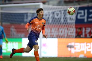 Đội hình sao 'khủng' Hàn Quốc đấu với U.22 Việt Nam